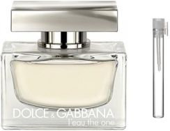 Dolce Gabbana L Eau The One Woda Toaletowa 1ml