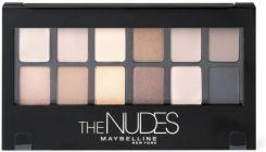 Maybelline The Nudes paleta cieni 01 10g