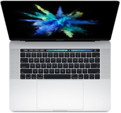 "Apple MacBook Pro 15,4""/512GB/i7/Touch Bar/Touch ID Srebrny (MLW82ZEA)"