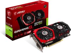 MSI GeForce GTX 1050 Gaming X 2G (GTX1050GAMINGX2G)