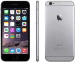 Telefony z outletu Produkt z Outletu: APPLE IPHONE 6 16GB SPACE GREY - zdjęcie 1