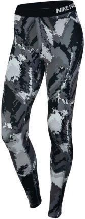 Legginsy Nike Pro Hyperwarm Oil Glitch - 811092-010