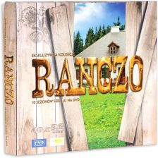 Ranczo Sezony 1-10 BOX DVD