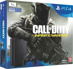 PlayStation 4 Slim 1TB +  Call of Duty  Infinite Warfare