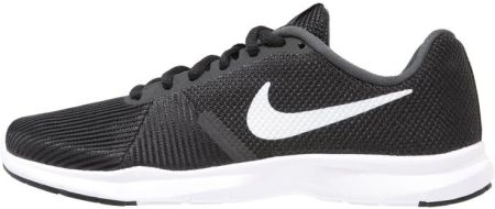 Nike Performance FLEX BIJOUX Obuwie treningowe black/metallic silver/cool grey/white