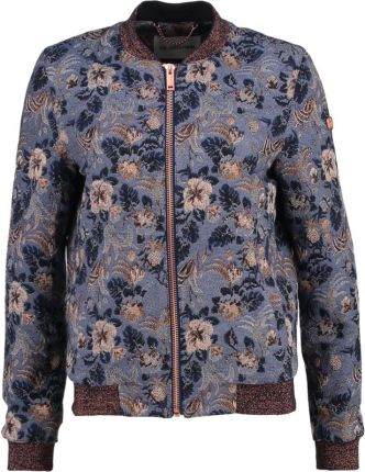Rich & Royal Kurtka Bomber deep blue