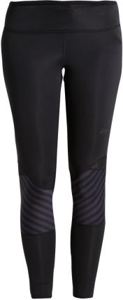 adidas Performance Legginsy black/utility black