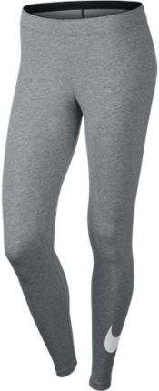 Spodnie Nike W NSW Leggins Club Logo2 (815997-063)