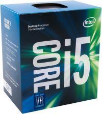 Procesor Intel Core i5-7400 3,0GHz BOX (BX80677I57400) - zdjęcie 1