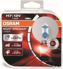 Osram Night Breaker Laser H7 12V 55W 64210NBLHCB55