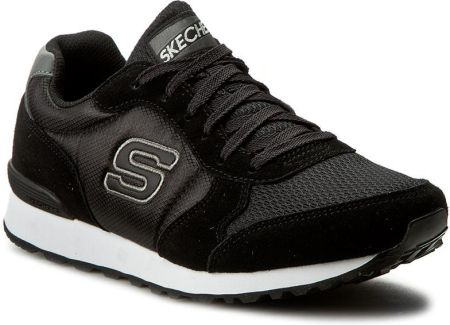 Sneakersy SKECHERS - Early Grab 52310/BKW Black/White