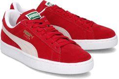 puma basket czerwone