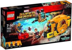 Lego Super Heros  Guardians of the Galaxy Ayeshas Revenge (76080)