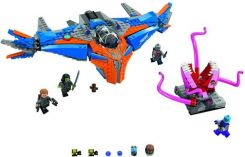 Lego Super Heros Guardians of the Galaxy Milano vs Abilisk (76081)