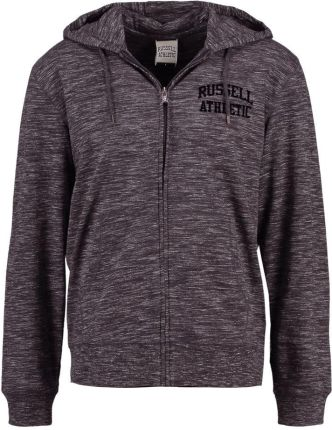 Russell Athletic Bluza rozpinana charcoal grey