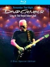 David Gilmour - REMEMBER THAT NIGHT (BLUE RAY DVD)