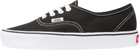 Vans AUTHENTIC LITE Tenisówki i Trampki black/white