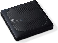 WD My Passport Wireless Pro 1TB Czarny (WDBVPL0010BBKEESN)