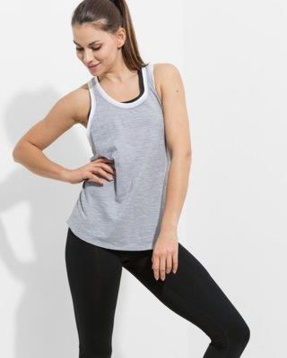 UNDER ARMOUR TANK FASHLETE TAN