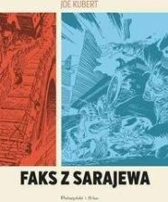 Faks z Sarajewa - Joe Kubert