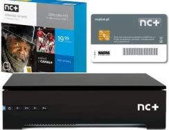 nc+ Pace PVR 500GB Pakiet Start+ (HDS7241)