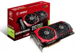 MSI GeForce GTX 1060 GAMING 6GB (GTX1060GAMING6G)