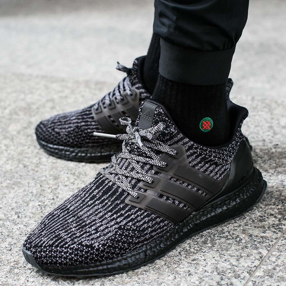 4dfe847f2 adidas ultra boost black silver