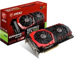 MSI GeForce GTX 1060 GAMING X+ 6GB (GTX1060GAMINGX+6G)