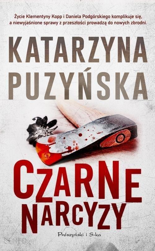Czarne narcyzy Katarzyna Puzyńska - zdjęcie 1