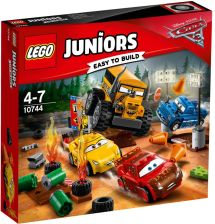 Lego Juniors Szalona ósemka w Thunder Hollow 10744