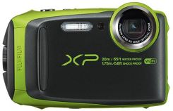 Fujifilm FinePix XP120 Zielony
