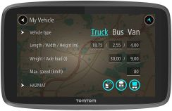 TomTom GO Professional 6200 Europa 1PL600209