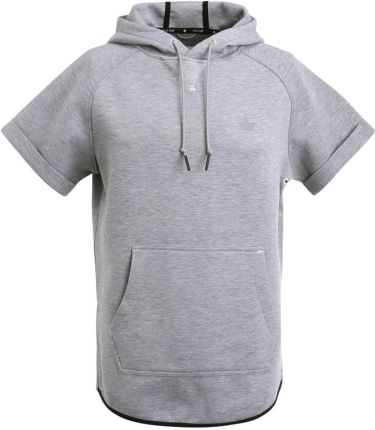 K1X CORE SPRINT  Bluza z kapturem grey heather
