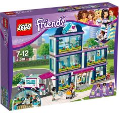 Lego Friends Szpital w Heartlake (41318)