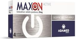 Maxon Active 25mg 4 tabl.