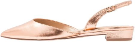 Banana Republic Baleriny rose gold