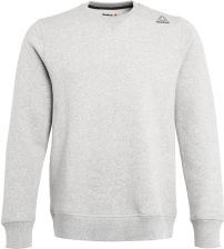 Reebok Bluza medium grey heather - zdjęcie 1