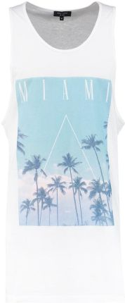 New Look MIAMI Top white