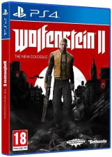 Wolfenstein II: The New Colossus (Gra PS4)