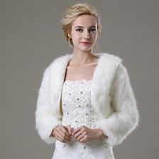 Lace shrugs for evening dresses