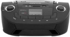 MANTA MM208 BoomBox z MP3