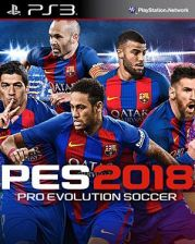 Pro Evolution Soccer PES 2018 (Gra PS3)