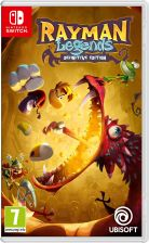 Gra Nintendo Switch Rayman Legends Definitive Edition (NS) - zdjęcie 1