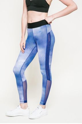Reebok - Legginsy Techspiration Print
