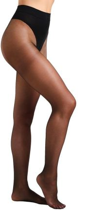 Maidenform SEXY SHAPING HOSIERY BOTTOM LIFTER 20 DEN APPEARANCE SHEER Rajstopy black