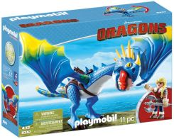 PLAYMOBIL DRAGONS ASTRID I WICHURA 9247