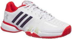 Adidas Buty tenisowe Novak Pro ftwr white/collegiate navy/core red CG3081