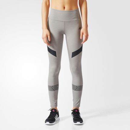 adidas Ultimate Tights Core Heather