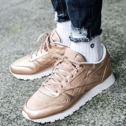 "Buty Reebok Classic Leather ""Melted Metal"" (BS7897)"