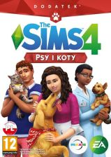 DIGITAL The Sims 4 Psy i Koty (Origin)